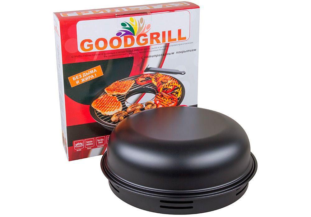 сковорода гриль газ рецепты с фото приготовления блюда
